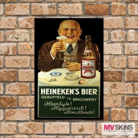 Placa Decorativa Heineken's Bier na internet