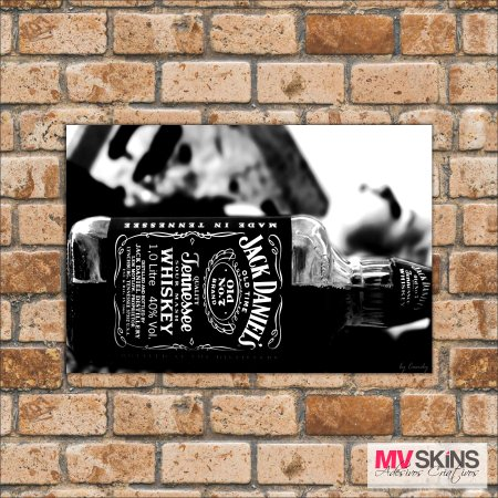 Placa Decorativa Jack Daniel's Old Time na internet