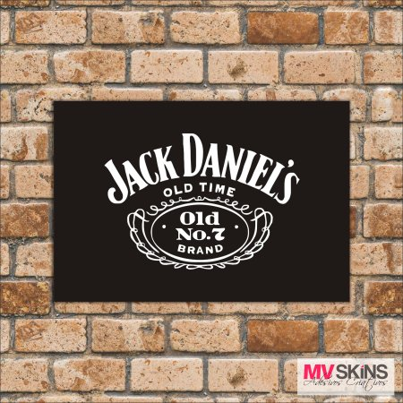 Placa Decorativa Jack Daniel's Old Time 01 na internet