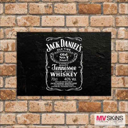 Placa Decorativa Jack Daniel's Tennessee Wiskey na internet