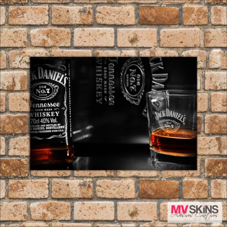 Placa Decorativa Jack Daniel's 01 na internet
