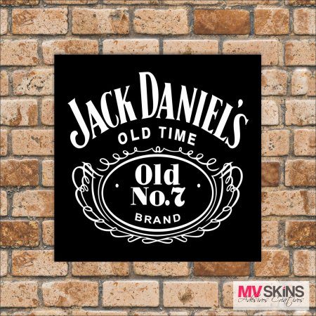 Placa Decorativa Jack Daniel's Old Time 04 - comprar online