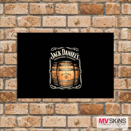 Placa Decorativa Jack Daniel's Tennessee Whiskey 02 na internet
