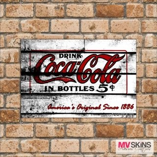 Placa Decorativa Coca-Cola Drink 01 na internet