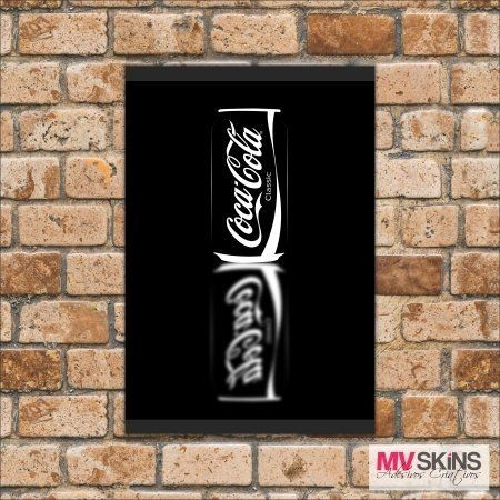 Placa Decorativa Coca-Cola Classic 01 na internet