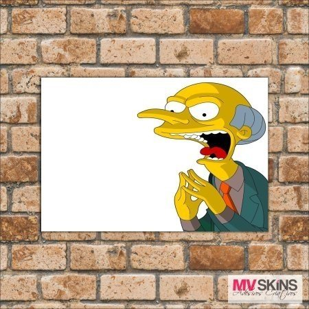 Placa Decorativa Os Simpsons 18 na internet