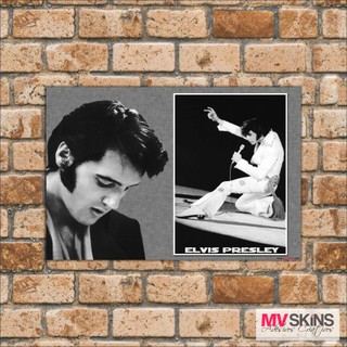 Placa Decorativa Elvis Presley na internet