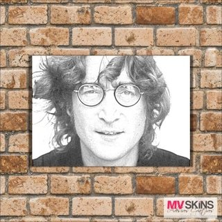 Placa Decorativa John Lennon 02 na internet