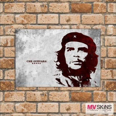 Placa Decorativa Che Guevara na internet