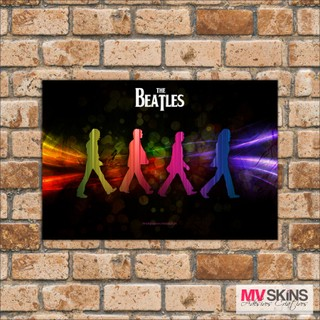 Placa Decorativa The Beatles na internet