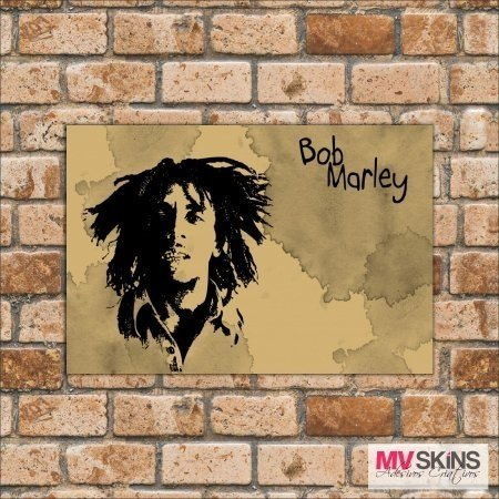 Placa Decorativa Bob Marley 01 na internet