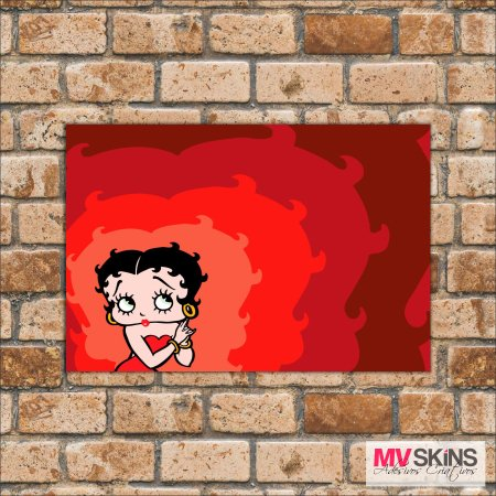 Placa Decorativa Betty Boop 01 na internet