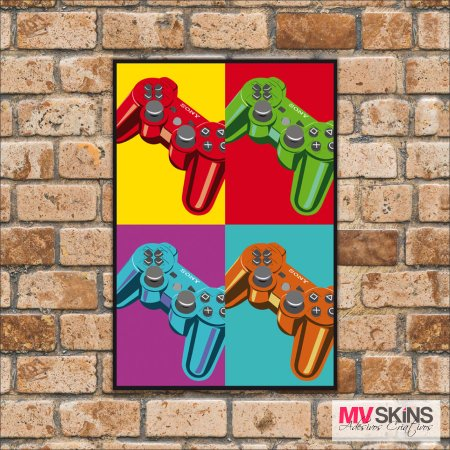 Placa Decorativa Pop-Art 07 - comprar online