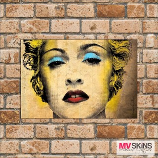 Placa Decorativa Madona Pop-Art - comprar online
