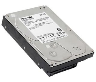 Disco PC Sata III 500.GB  7200 Toshiba