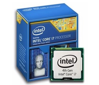 Micro Intel Core I7  4790 | 1150 Haswell Box