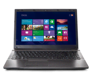 Notebook Bangho Intel Core i3  4.GB  500.Gb 15.6