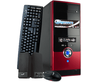 PC DIGIAMD A8-7600 3.9Ghz  VIDEO HD 8370 - comprar online