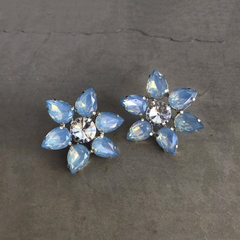 Aros Flower Blue