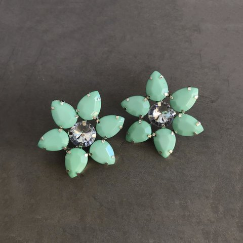 Aros Flower Green