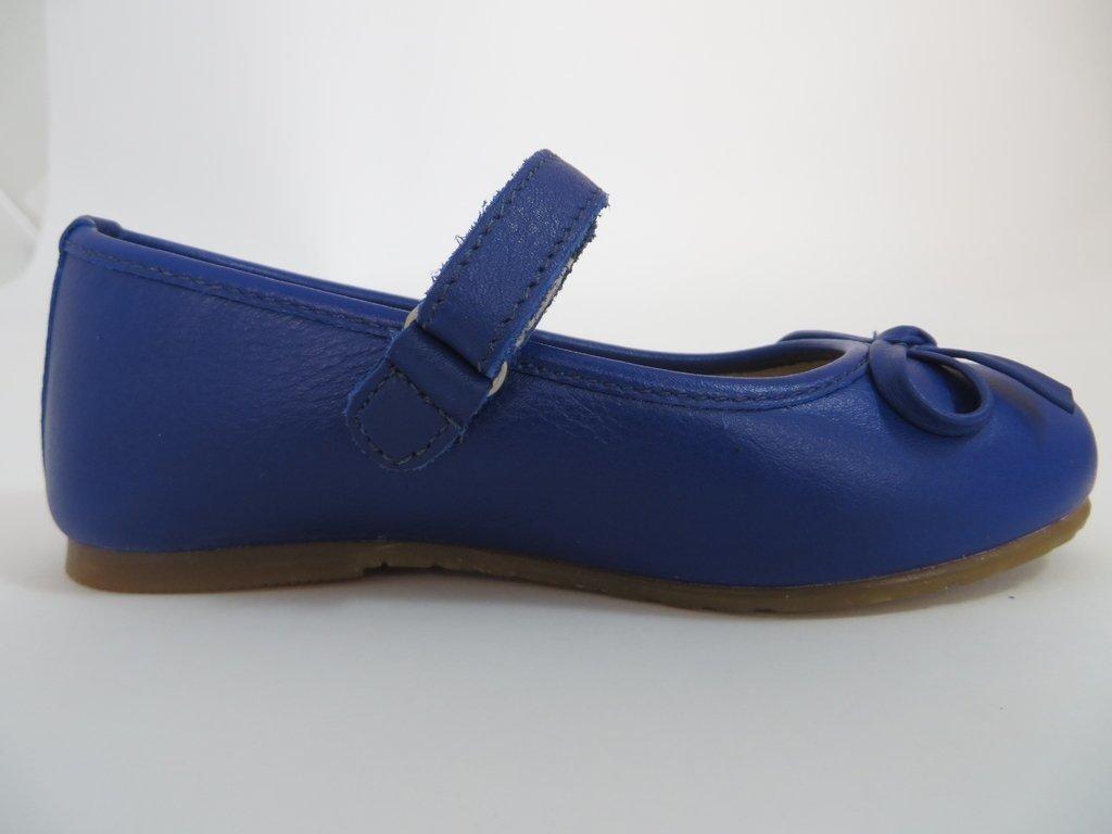 186f491b43 ... 11816 - Infantil Menina Sapato Boneca em couro azul bic laço fino Hobby  na internet ...