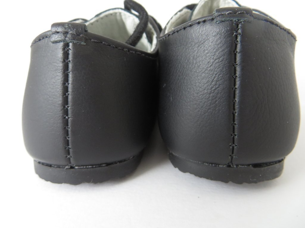 773441f05 ... 11334 - Infantil Menino Sapato social em couro preto cadarço Bibi na  internet ...
