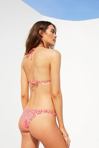 FILIPINAS PRINT ROSA - Calipsian Bikinis