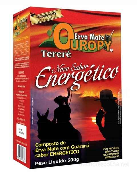 ENERGY MATE HERB - OUROPY
