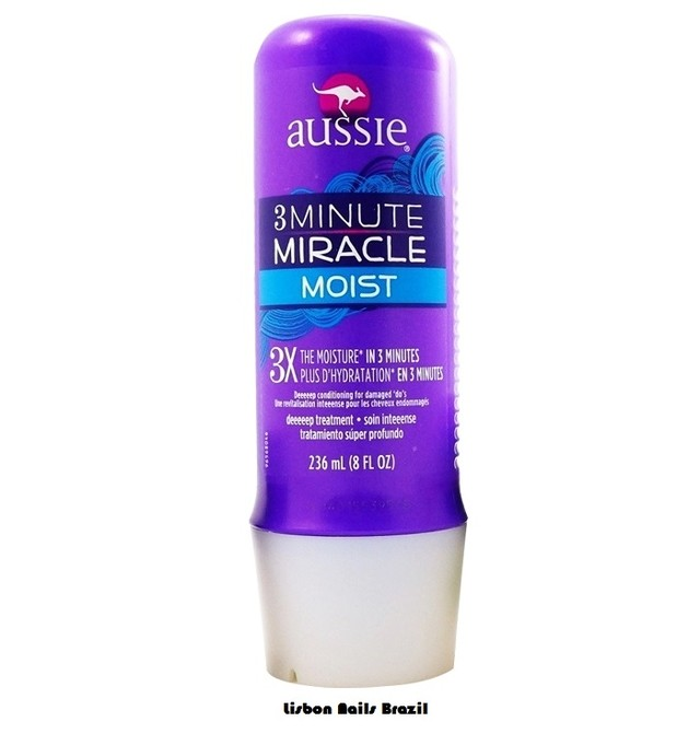 AUSSIE 3 MINUTE MIRACLE | MOIST | 236 ML