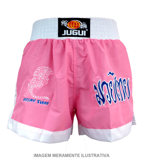 Imagem do SHORTS P/ MUAY THAI TIGER