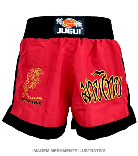 SHORTS P/ MUAY THAI TIGER