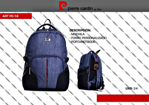 PC-18 MOCHILA / PORTANOTEBOOK