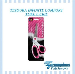 TESOURA INFINITE PLUS - TOKE E CRIE