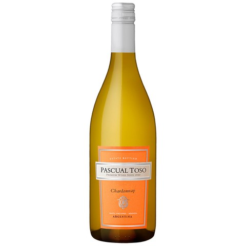 Pascual Toso Chardonnay 2016