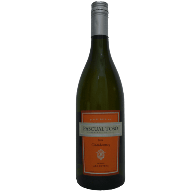 Pascual Toso Chardonnay 2014