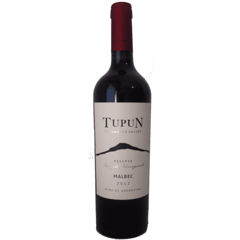 Tupun Reserva Malblec 2013 - Single Vineyard