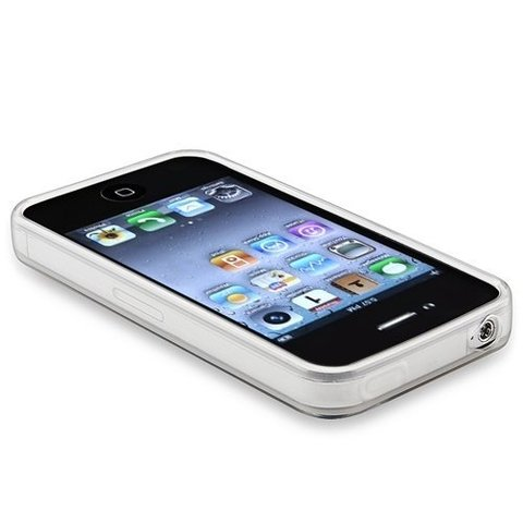 Funda iPhone 4/4s Crystal Clear