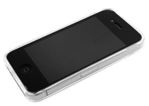 Bumper iPhone 4/4s Crystal Soft - Full Action