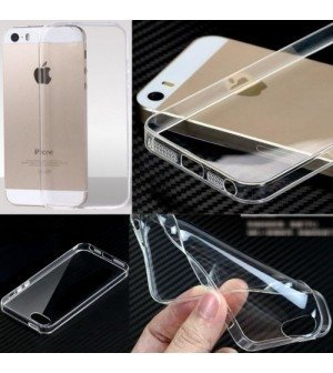 Funda TPU Soft Transparente iPhone 5/5S/5SE - comprar online