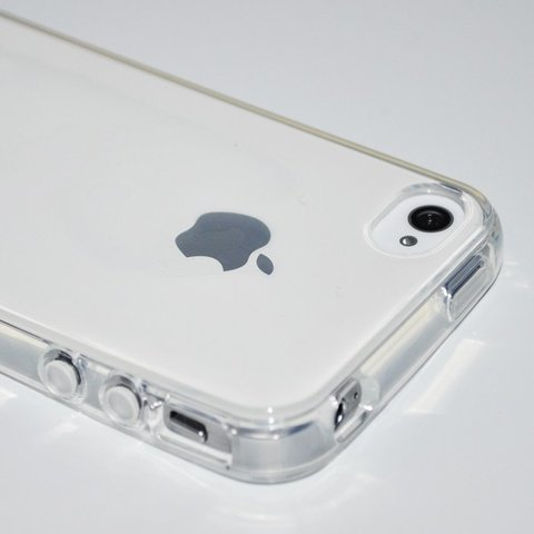 Funda TPU Soft Transparente iPhone 4/4S