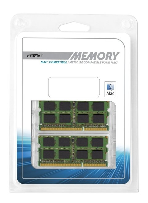 Memorias 8GB Macbook Pro Kit (4GBx2) - comprar online
