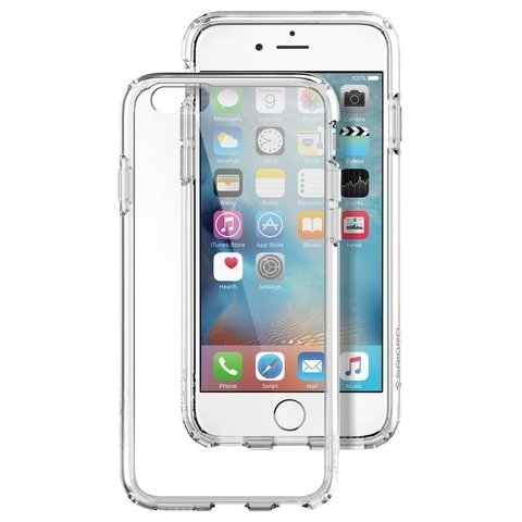 Funda SPIGEN Ultra Hybrid Crystal iPhone 6s 6 en internet