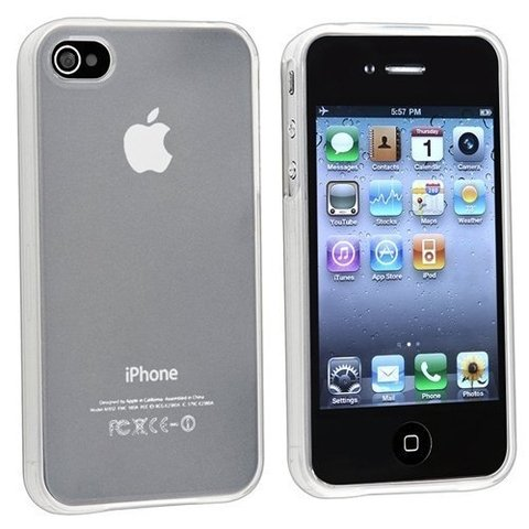 Funda iPhone 4/4s Crystal Clear - comprar online