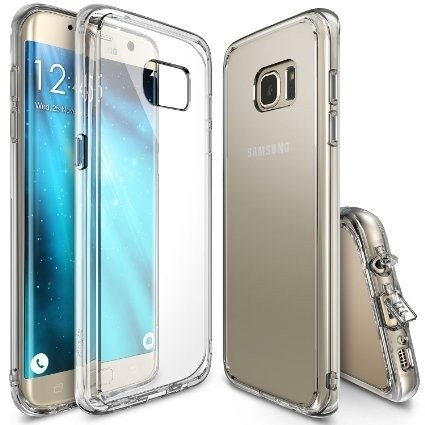Funda RingKe Fusion Samsung Galaxy S7 EDGE Crystal View