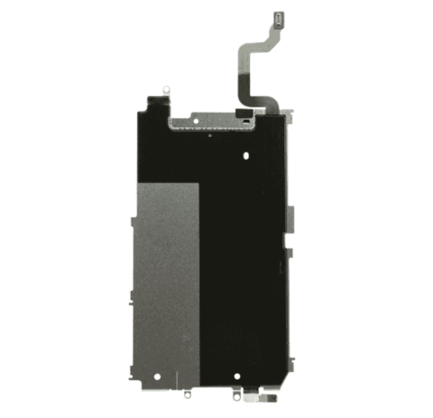 Metal Backplate Extensor Home Button Flex iPhone 6 - comprar online