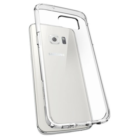 Funda Galaxy S7 Edge Spigen ® Original Ultra Hybrid - Full Action