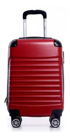 Valija Chica Linea Premium De Cabina Rigida Avion Carry On