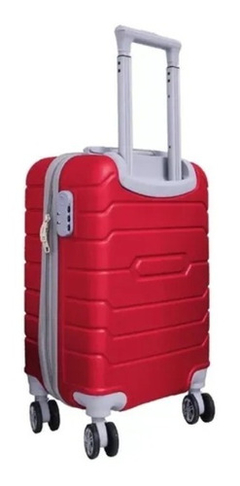 Valija Chica Cabina Rigida De Mano Carry On Avion Low Cost - comprar online