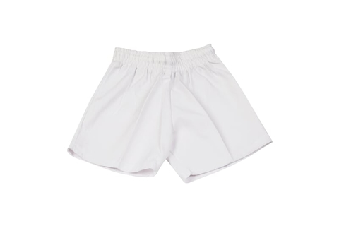 Short Blanco Liso (2100021)