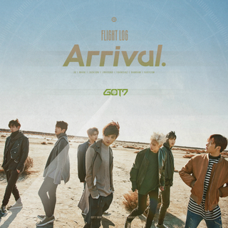 GOT7 - Album [FLIGHT LOG: ARRIVAL] (Random)